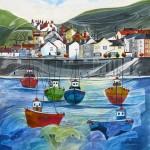 Anya Simmons-Staithes-Yorkshire-Wychwood Art