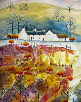 Anya Simmons-Wilderness-Cottage-1-Highlands-Wychwood Art