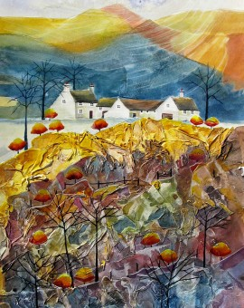 Anya Simmons-Wilderness-Cottage-2-Highlands-Wychwood Art