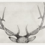 Guy Allen_The Gunton Set_Etching_75x90cm