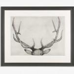Guy Allen_The Gunton Set_Etching_90x110cm_framed