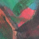 Jon Rowlands, Abstract Art, Contemporary Painting, Bright Art