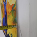 Louise Mcnaught, Stag, Bright Art, Animal Art 6
