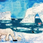 Tim Southall, 'A Hole in the Ice' Wychwood Art