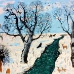 Tim Southall, 'Winter Life', Wychwood Art