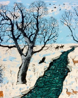 Tim Southall, 'Winter Life', Wychwood Art