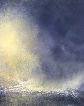 promise_Tony_Hinchliffe_Wychwood_Art_Gallery_Original_Purple_Painting