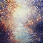 Mariusz Kaldowski 'Quiet River' WychwoodArt