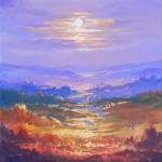 Mariusz Kaldowski West Country Vista' Wychwood Art