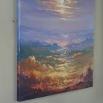 Mariusz Kaldowski, Western Vista, Original Landscape 2