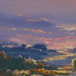 Mariusz Kaldowski, Western Vista, Original Landscape 4