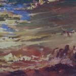 Mariusz Kaldowski, Western Vista, Original Landscape 7
