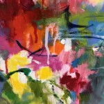 Mary Chaplin, Still Life Flower Painting 4