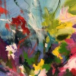 Mary Chaplin, Still Life Flower Painting 5