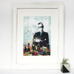 Paul-Weller-Art-Kind-Inspiration-Wychwood-Art-KatieEdwards-Framed-Art