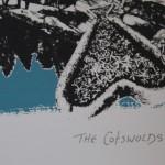 The Cotswolds- Sky Blue by KITTY KOVACEVIC 2