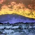 Tim Southall, Night Turns To Day, Wychwood Art