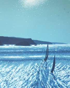 gordon_hunt-coastal_sailing-wychwoodart