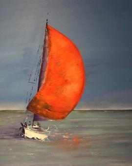 Janette George Spinnaker Wychwood Art