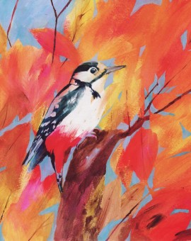 SpottedWoodpecker