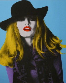 Bridget-Barddot-David-Studwell-silkscreen-Wychwood-Art