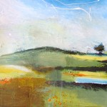 Chalk Upland   2245×1998. framed