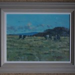Colin Allbrook.The Galloways.Wychwood art.Frame