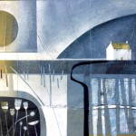 Dusk.Heidi Archer.Wychwood Art.Full image
