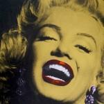 Gold-Marilyn-Silkscreen-print-David-Studwell-Wychwood-art copy 2