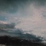 Helen Howells, Hope At Sea, Original Oil Painting, Seascape Art, Dramatic Art, Moody Art 2