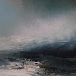 Helen Howells, Hope At Sea, Original Oil Painting, Seascape Art, Dramatic Art, Moody Art 5