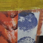 Jenny Balmer, Cactus I, Original Painting, Plant Art 3