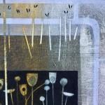 Late frost.Heidi Archer.Wychwood Art.Close up