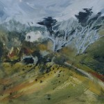 Margaret Crutchley  Windblown Wychwood Art