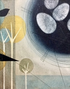 Two in the bush.Heidi Archer.Wychwood Art. full image