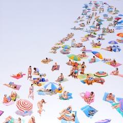 Beach-curve-Annabelle-Shelton-Wychwood-Art