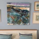 Lucy Davies_Rocks at Constantine Bay, North Cornwall (interior shot)