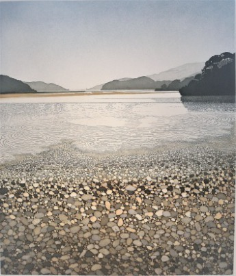 Phil greenwood Estuary print for sale online
