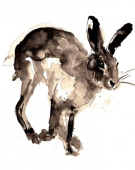 Running-Hare-Zaza-Shelley-Wychwood-Art-Affordable-Art