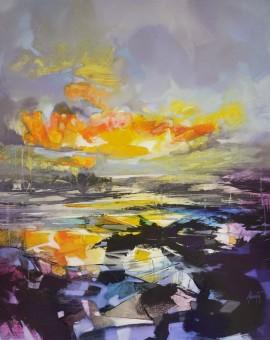 Scott-Naismith-Rocks-and-Reflections-Wychwood-Art-Affordable-Art-Landscape-Painting
