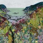 brandy-cove-print-summer-Katie-Allen-Wychwood-Art-Gallery