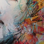 Carne Griffiths, Limited Edition Print, Contemporary Figurative Art, Abstract Portraiture 9