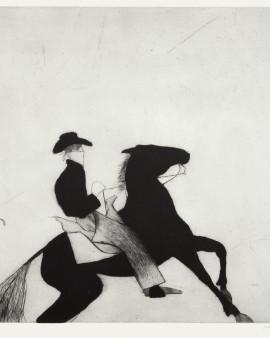 Cowboy-Kate-Boxer-Wychwood-Art