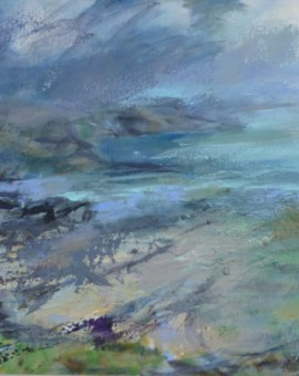 Joanna Commings: Cornish Sea:Wychood Art JPG