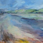 Joanna Commings:Bantham Bay:Wychwood Art