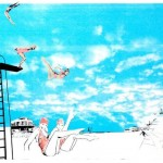Meanwhile at the Lido by Anna Marrow (2)