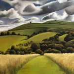 Tim Woodcock-Jones Pegsdon Wychwood Art