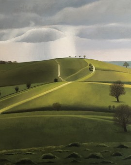 Tim Woodcock-Jones Pitstone hill Wychwood Art
