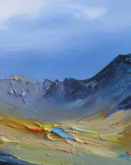 Warm-Winter-Glen-Sligachan-Isle-of-Skye-Linda-Park-Wychwood-art