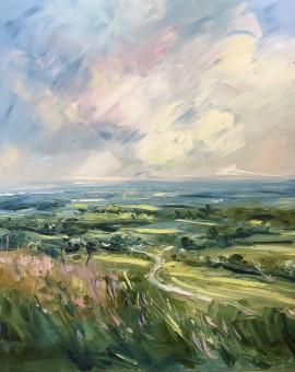 Rupert-Aker-Oxfordshire-Landscape-Wychwood-Art